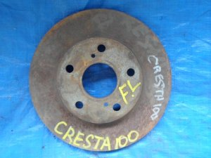 Тормозной диск на Toyota Cresta GX100