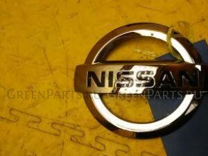 Эмблема на Nissan X-Trail (T32)