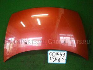 Капот на Citroen C3 VF7FCKFVE27145815 KFV