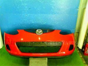 Бампер на Mazda Demio DE3FS-170016 ZJVEM