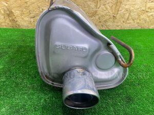 Глушитель на Subaru Forester SH5 EJ205